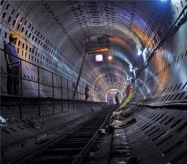 隧道施工防尘防毒
